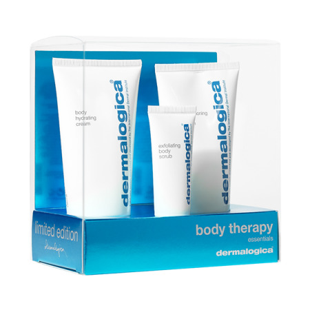 body therapy essentials gift set